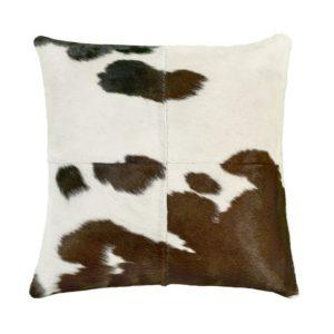 Black Brown & White - Pillow