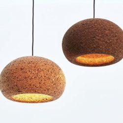 Dark & light Cork Pendant wiid for kanju