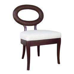 Libra Side Chair - Espresso