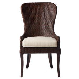 Renata Side Chair (Espresso)