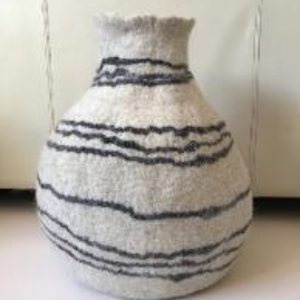 Tribal Lines Gourd
